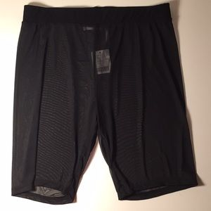 BRAND NEW URBAN OUTFITTERS MESH BIKE SHORT size M